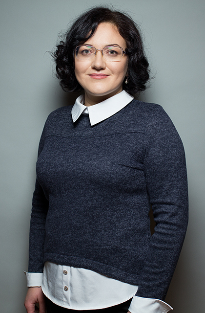 2020 FWIS Young Talent Award Olena Vaneeva博士