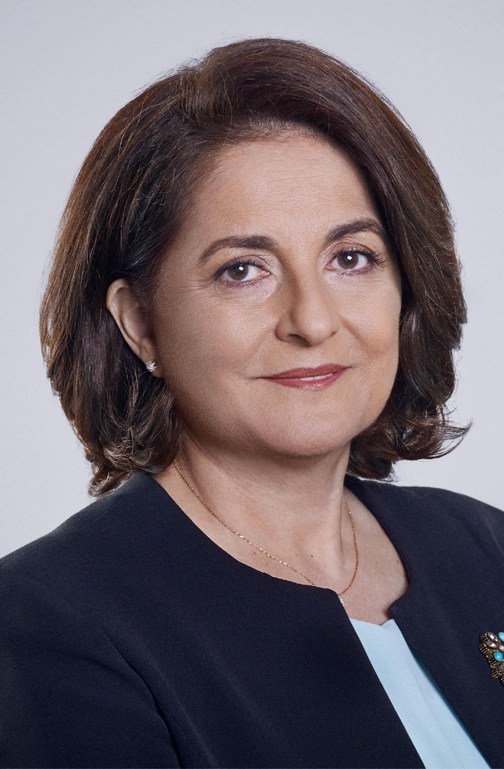 2020 FWIS Laureates Winner Abla Mehio Sibai 教授
